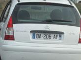 BA-AF : pas de photo