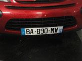 BA-MW : pas de photo