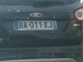 BA-XJ : pas de photo