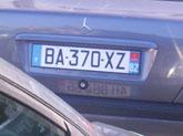 BA-XZ : pas de photo