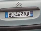 BC-KA : pas de photo