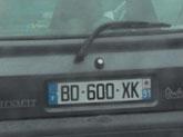 BD-XK : pas de photo